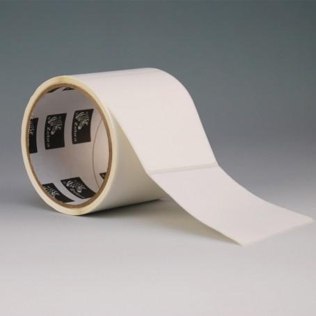 Sicherheits-Kunststoff-Etiketten 51 x 25 mm, Zebra 8000T Z-Destruct PE