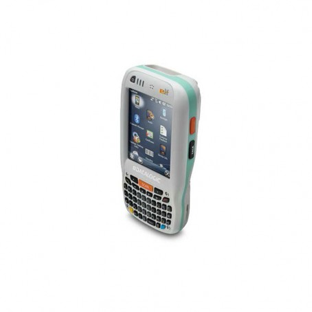 Datalogic Elf HC, 2D Imager, Green Spot, Healthcare, BT, WEHH 6.5, 256MB RAM/256MB Flash, 46-Key QWERTY