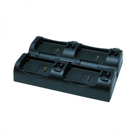 4-fach Akku-Ladestation LiION für Standard- und Gun-Akkus