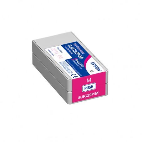 Epson Color Works C3500 - Tintenpatrone, magenta