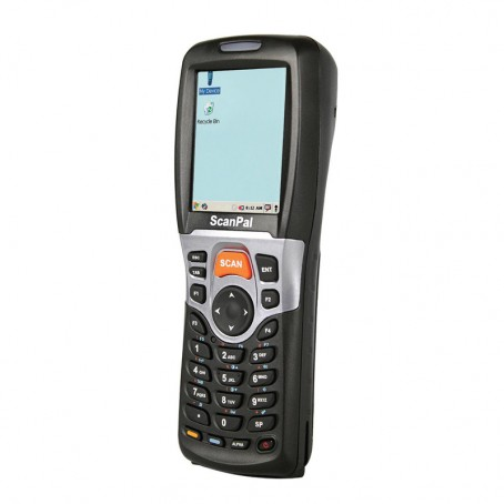 Honeywell ScanPal 5100, IS4813 Laser, 28 Tasten, 64MB RAM / 128 MB Flash, CE 5.0, Erweiterterte Akkukapazität