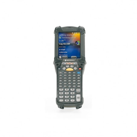 Motorola MC9200/MC92N0, 1D Laser ,WLAN 802.11a/b/g/n, Bluetooth, 512MB RAM/2GB Flash, WE 6.5, Gun, 53 key