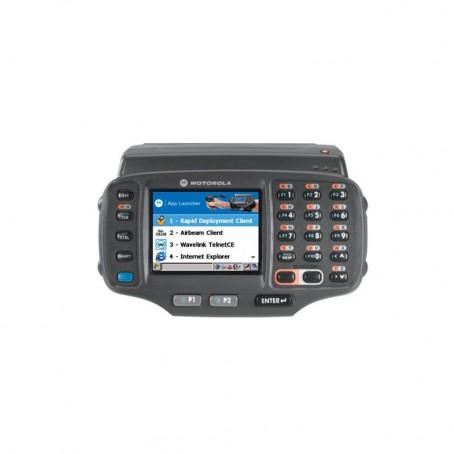 Motorola WT41N0, Non-Touch Display, alphanum. Tastatur, WLAN 802.11a/b/g/n, ext. Akku, Englisch OS