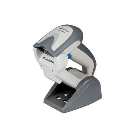 Datalogic Gryphon I GBT4100, Scanner-Kit, RS232, Bluetooth, Linear Imager Green Spot, weiß