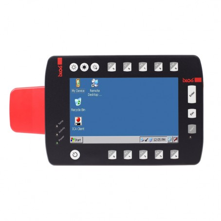 "Advantech Dlog XMT 5/7, WLAN 802.11 a/b/g, WWAN, GPS, CE 6.0, 7"" WVGA Touchscreen"