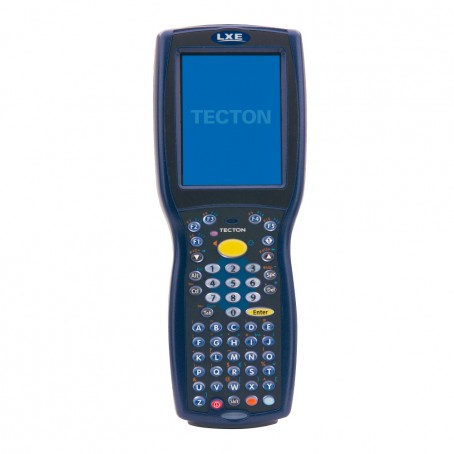 LXE Tecton, 2D  Imager, WLAN 802.11 a/b/g, Bluetooth, 256 RAM / 256 Flash, CE 6.0, alphanum