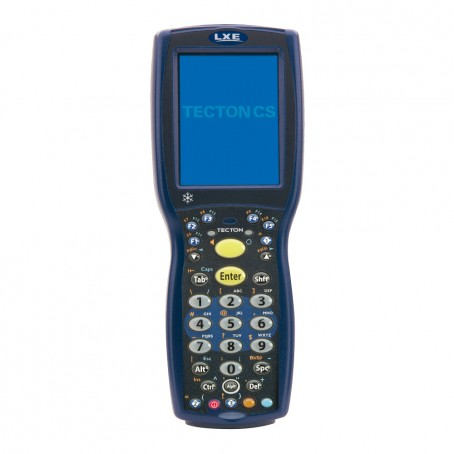 Honeywell Tecton CS, LORAX 1D Laser, WLAN 802.11 a/b/g, Bluetooth, 256 RAM / 256 Flash, CE 6.0, num