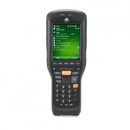 Motorola MC9500-K, Brick, WLAN 802.11 a/b/g, LAN, 1D Laser, GPS, Kamera, 256MB/1G, numerische Tastatur(Taschenrechner), WM 6.5, Bluetooth