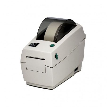 Zebra LP 2824 Plus, 200 dpi, Parallel, Dispenser, 68 MB Flash