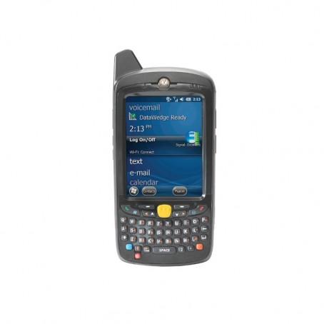 Zebra MC67, 2D Imager, WLAN 802.11a/b/g/n, 3G (HSPA+), GPS, QWERTZ Tastatur , erw. Akku