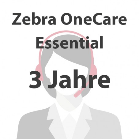3 Jahre Zebra OneCare Essential für ZT400