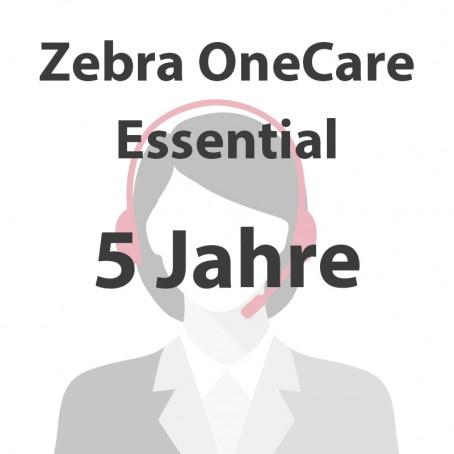5 Jahre Zebra OneCare Essential für MC2100 Serie