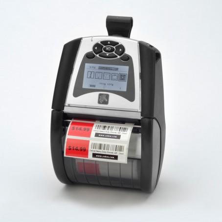 Zebra QLn320, 200 dpi, Bluetooth, WLAN a/b/g/n, Linerless