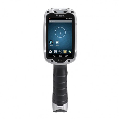Zebra TC8000, Standard, 2D Imager, Mediumrange, Bluetooth, WLAN 802.11a/b/g/n, Touchscreen, hot-swap, Android
