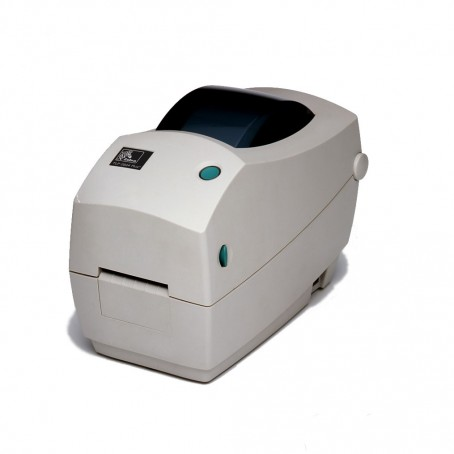Zebra TLP 2824 Plus, 200 dpi, Parallel, Dispenser, 68 MB Flash
