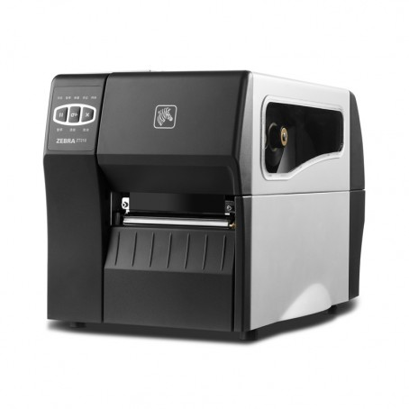 Zebra ZT230, 200 dpi, TT, Cutter, Wireless PrintServer