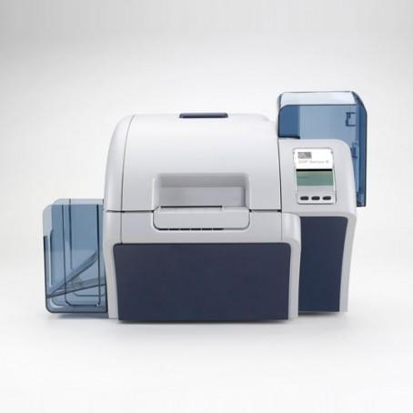 Zebra ZXP Series 8, 300 dpi, Kontakt, Kontaklos, Magnetstreifen, Starter Kit
