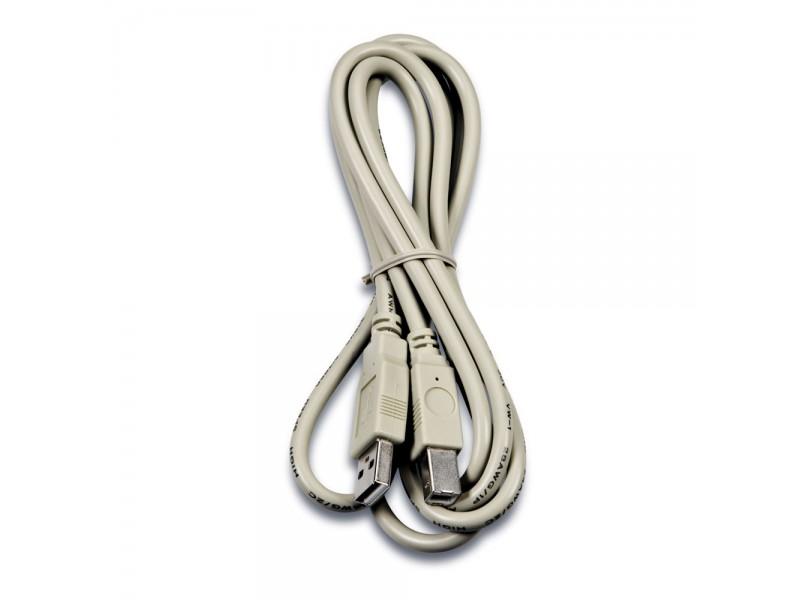 USB Kabel, USB-A auf USB-B, 2m