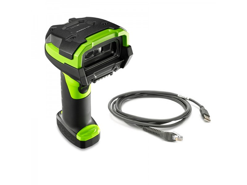Zebra LI3608, 1D Linear-Imager, Short Range, USB-Kit, Multi-IF