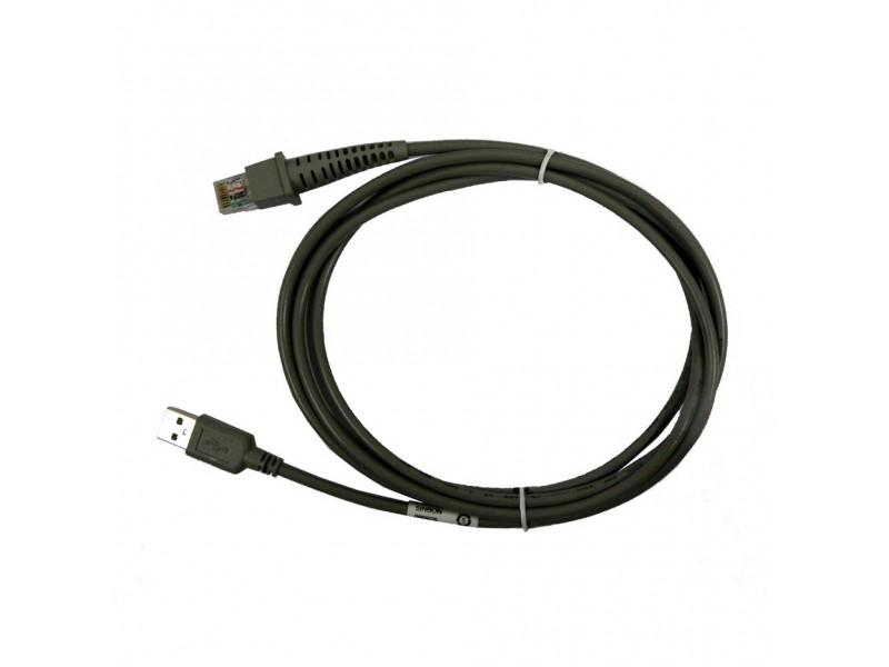 erweitertes USB-Kabel Typ A gerade, Enhanced USB Type A, Straight