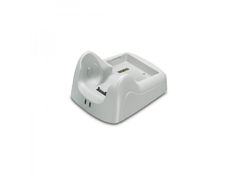 Single Dockingstation, Desk (RS-232/ Micro USB) Healthcare. Beinhaltet Netzteil