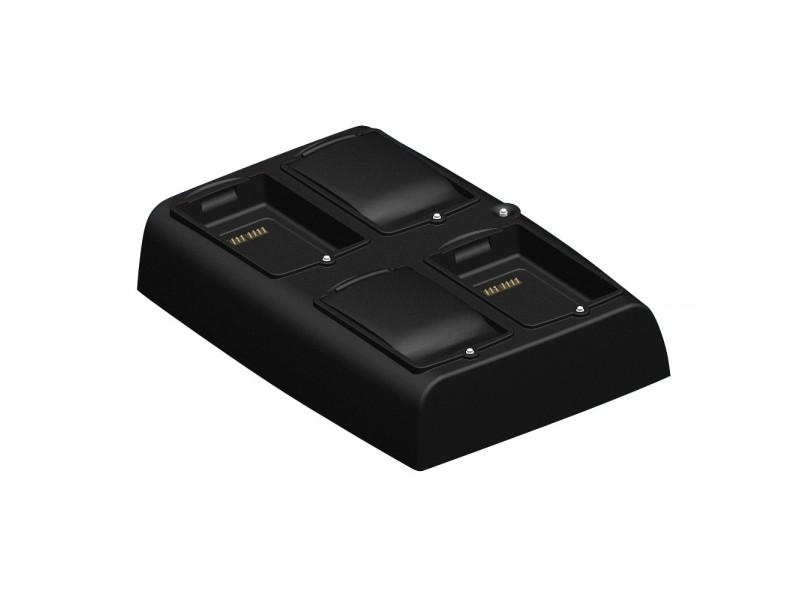Datalogic Elf 4-fach Akkulader für Standard- und Highcapacity Akkus