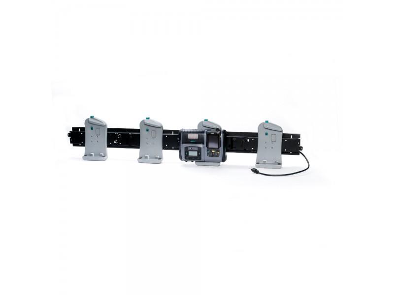 4-fach Ladestation für RW420 Druckstationen