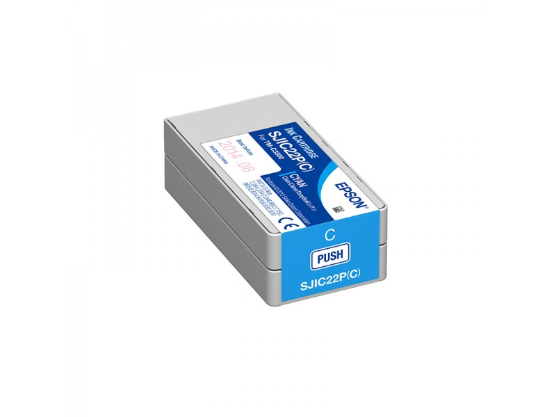Epson Color Works C3500 - Tintenpatrone, cyan
