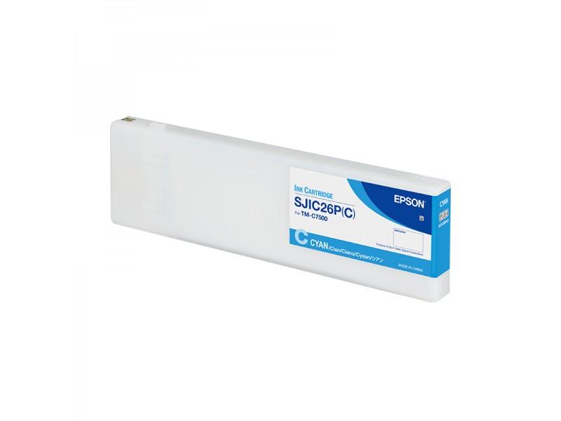 Epson Color Works C7500 - Tintenpatrone, cyan