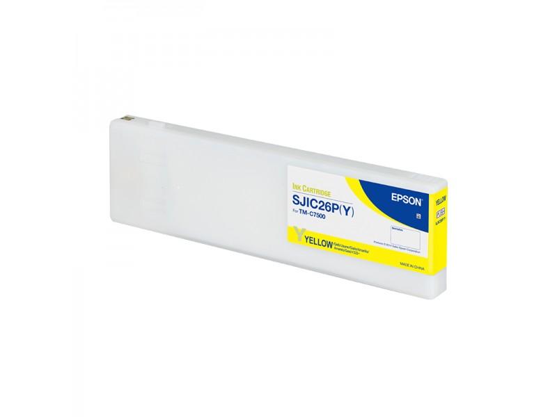 Epson Color Works C7500 - Tintenpatrone, gelb
