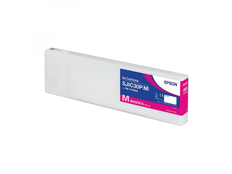 Epson Color Works C7500g - Tintenpatrone, magenta, glänzend