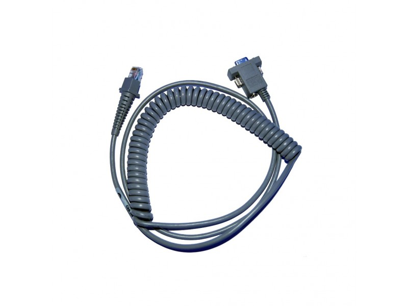 RS232 Kabel female gedreht, 9-Pin Fem.