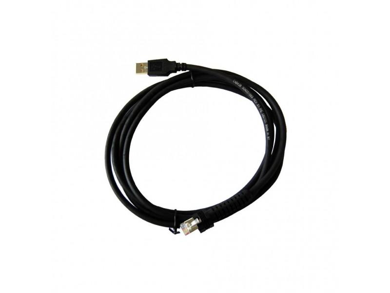 USB-Kabel Typ A gerade