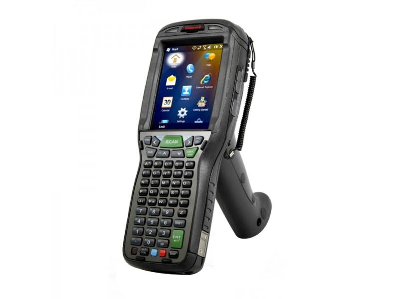 Honeywell Dolphin 99GX, 2D Imager, WPAN/WLAN a/b/g/n, GSM&HSDPA, 34 Tasten, 256MB RAM / 1GB Flash, WEH 6.5 Classic, ext. Akku, Griff