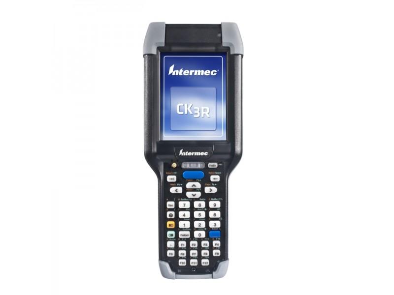 Intermec CK3R, Area Imager (EA31), WEH Prem., numerische-funktions Tastatur, WLAN 802.11 b/g/n, ICP, KIT