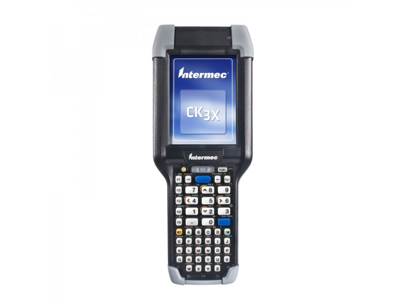 Intermec CK3X, Area Imager (EX25 Near/Far), WEH Prem., alphanumerische Tastatur, WLAN 802.11 b/g/n