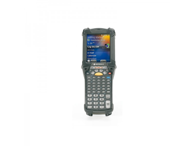 Motorola MC9200/MC92N0, Lorax Scanner ,WLAN 802.11a/b/g/n, Bluetooth, 512MB RAM/2GB Flash, CE 7.0, Gun, 53 key