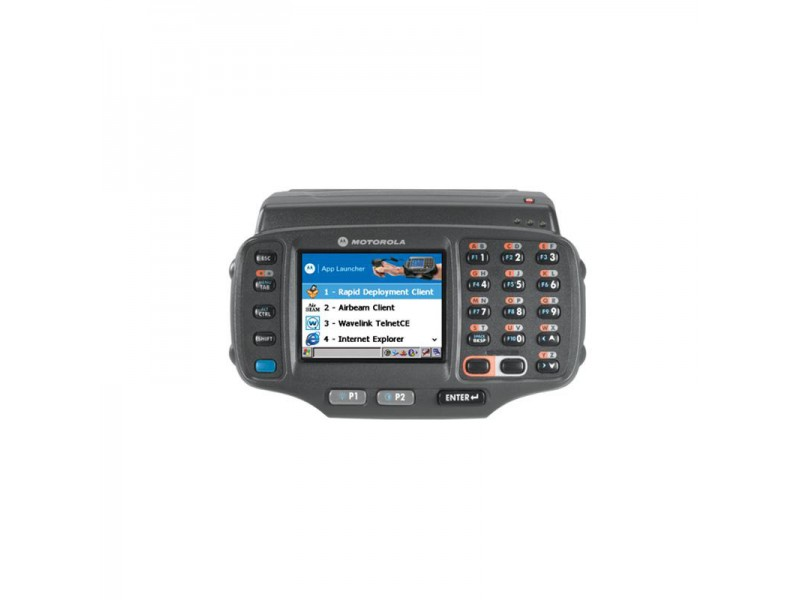Motorola WT41N0, Non-Touch Display, alphanum. Tastatur, WLAN 802.11a/b/g/n, Standart Akku, Englisch OS