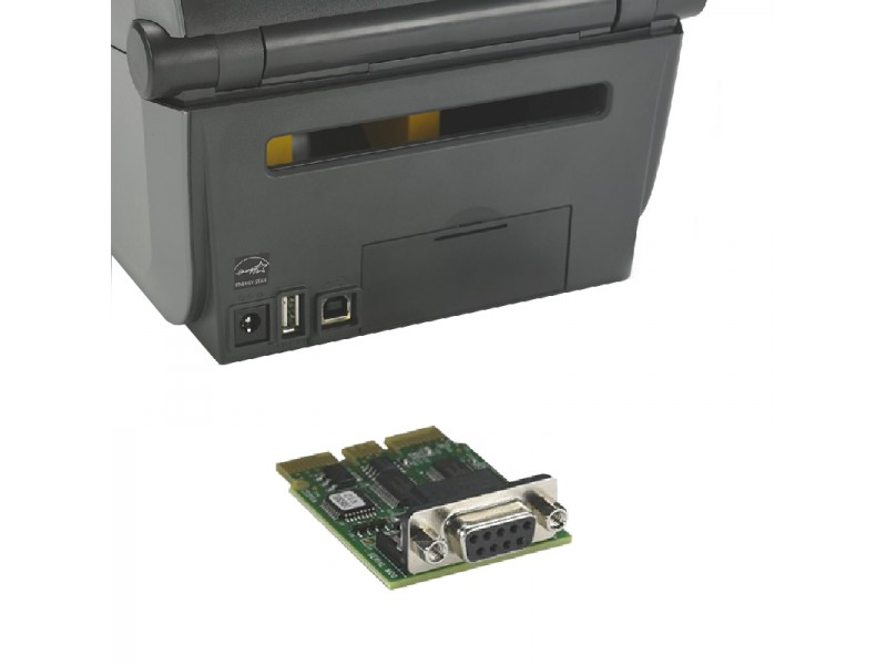 Zebra ZD420 Upgrade Kit - Serial(RS232)  Modul