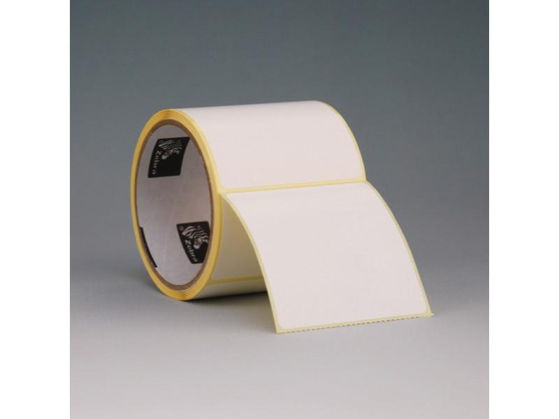 Transferpapier-Etiketten 76 x 51 mm, Zebra Z-Select 2000T