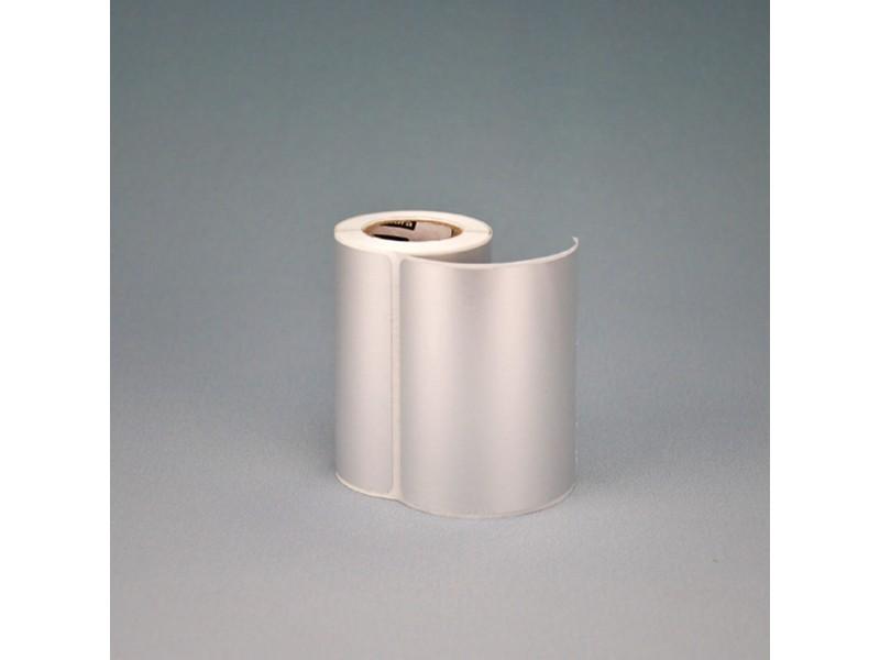 Kunststoff-Etiketten 38 x 19 mm, Zebra Z-Ultimate 3000T Silver