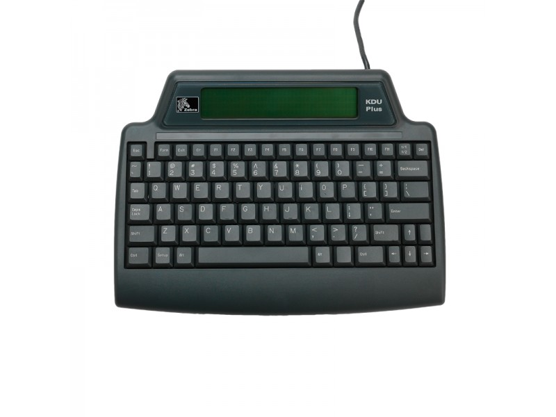ZKDU, Zebra Tastatur Display Einheit