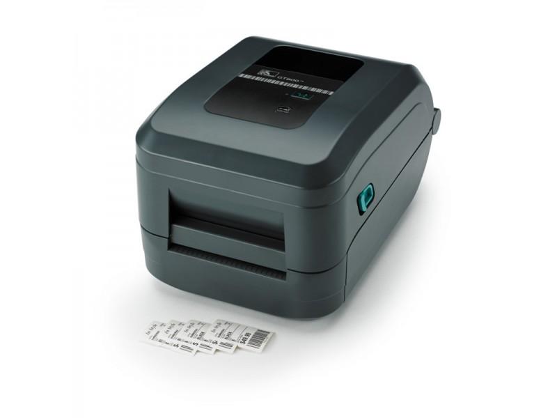 Zebra GT800, 200 dpi, Ethernet, Peel
