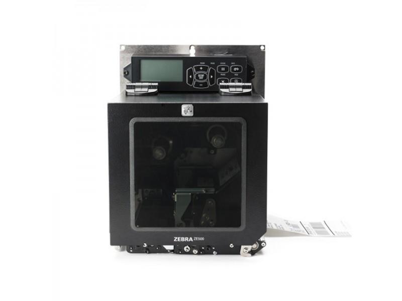 Zebra ZE500-6, 300 dpi, Interner ZebraNet™ 10/100, 64 MB Flash-Speicher, LH