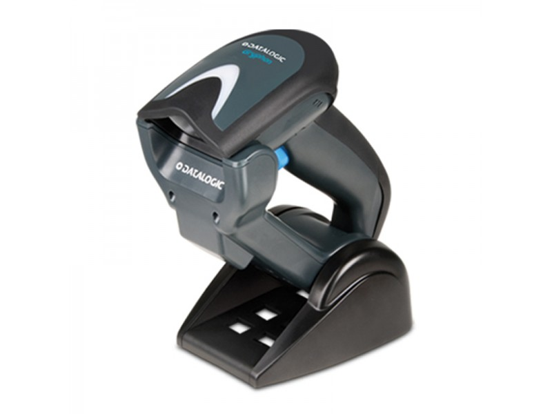 Datalogic Gryphon I GM4400, Scanner-Kit, 2D Imager, RS232, 433MHz, schwarz