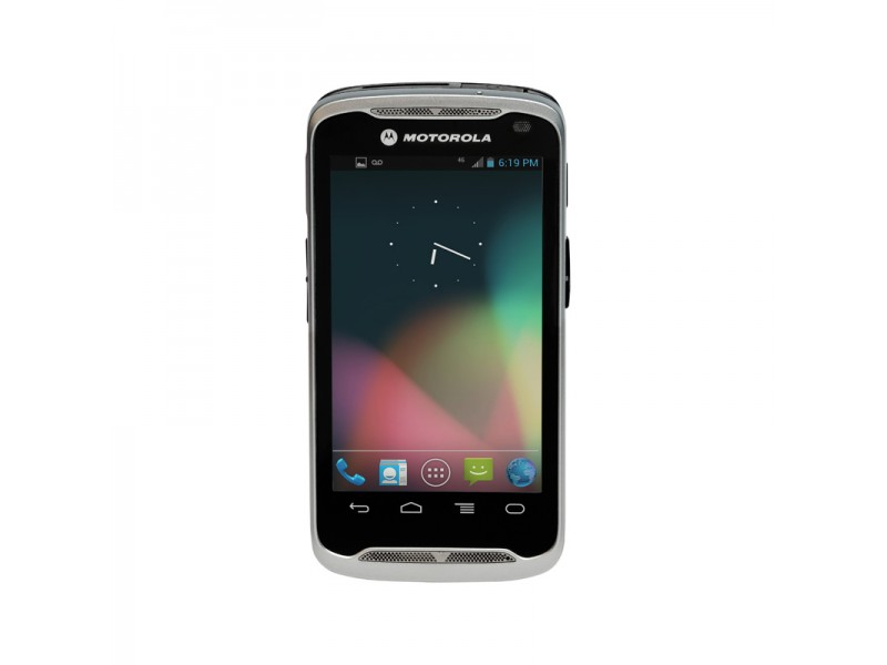 Motorola TC55, 1D Linear Imager, Android 4.1.2 (Jelly Bean), WLAN a/b/g/n, USB, Bluetooth, ext. Akku