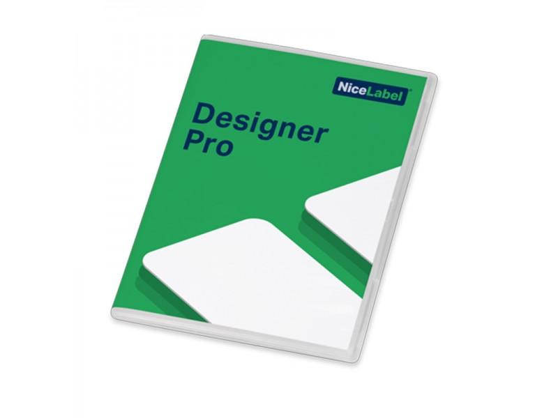 NiceLabel Designer Pro 2017, 3 Drucker