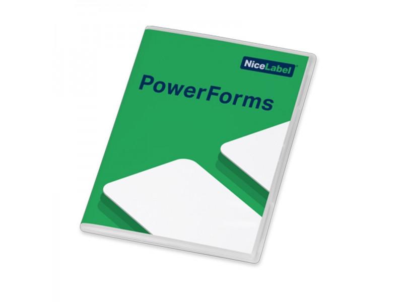 NiceLabel PowerForms 2017, 5 Drucker