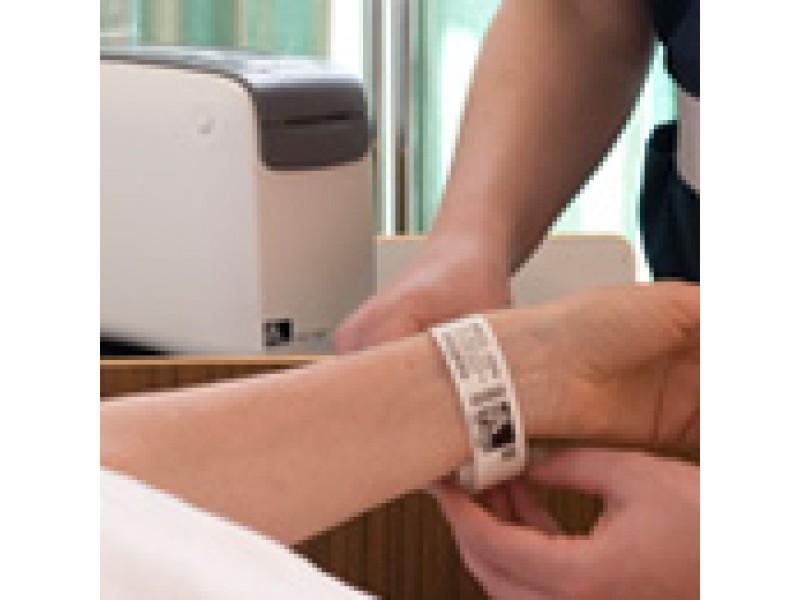 Patientenarmbänder Komplettlösung