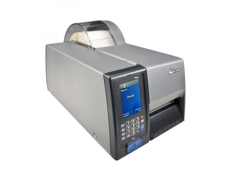 Honeywell PM43C , 200 dpi, Thermotransfer, Ethernet, RFID, Farb-Touch Schnittstelle, Dome Door